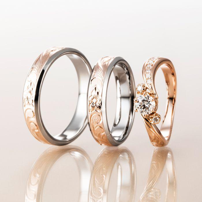 婚約指輪 ME-2