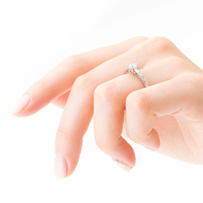 婚約指輪 ME-11・SUNRISE