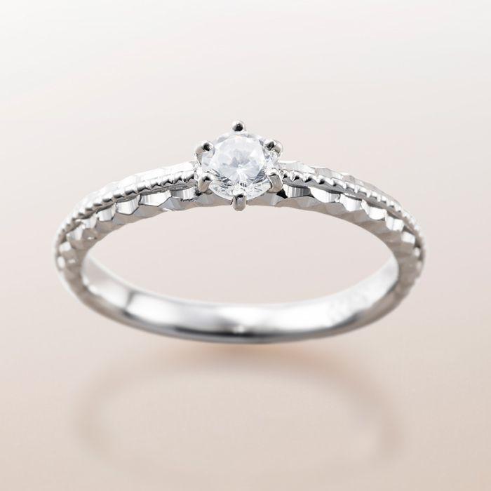 婚約指輪 ME-4
