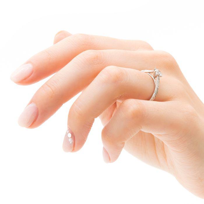 婚約指輪 ME-7・SHORE
