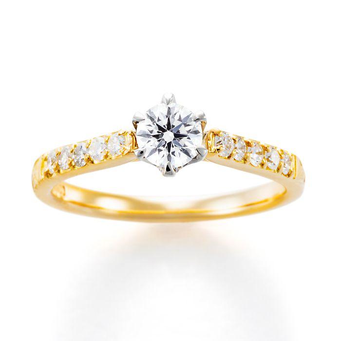 婚約指輪 ME-8・SUNSET