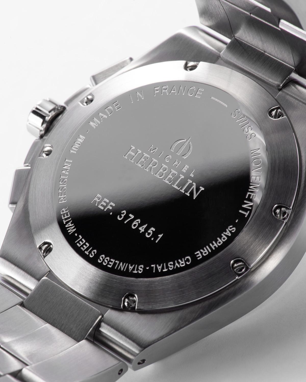 MICHEL HERBEIN / ミッシェル・エルブラン メンズ CAP CAMARAT CHRONO 37645/B42